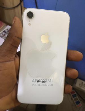 Apple iPhone XR 64 GB White   Mobile Phones for sale in Ogun State, Ado-Odo/Ota