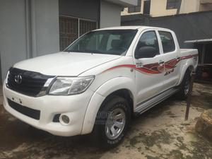 Toyota Hilux 2012 White   Cars for sale in Lagos State, Ojodu