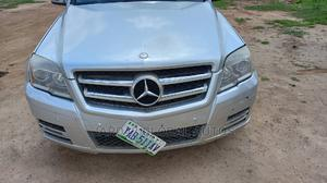 Mercedes-Benz GLK-Class 2010 350 4MATIC Silver | Cars for sale in Abuja (FCT) State, Lugbe District