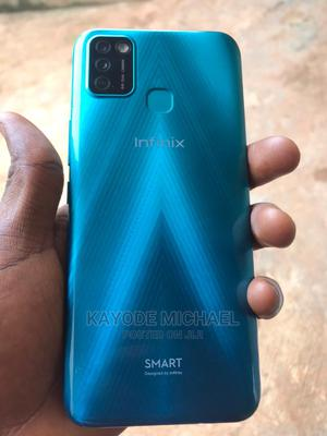 New Infinix Smart 5 4G (X657C) 32 GB Green | Mobile Phones for sale in Ondo State, Akure