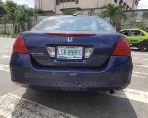 Honda Accord 2007 2.4 Blue   Cars for sale in Lagos State, Ikeja