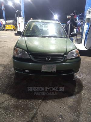 Honda Civic 2003 Green | Cars for sale in Lagos State, Isolo