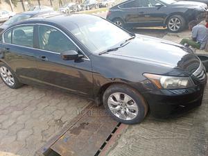 Honda Accord 2009 2.4 EX Black   Cars for sale in Lagos State, Ikeja