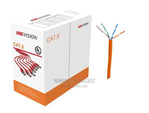 Hikvision Cable Cat 6 Copper   Manufacturing Equipment for sale in Lagos State, Ikeja