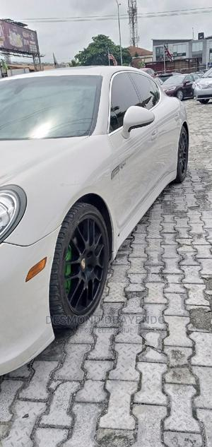 Porsche Panamera 2010 S White | Cars for sale in Lagos State, Lekki
