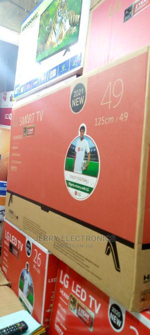 LG Smart TV 49inches | TV & DVD Equipment for sale in Lagos State, Lagos Island (Eko)