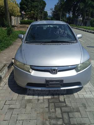 Honda Civic 2008 Silver | Cars for sale in Lagos State, Victoria Island