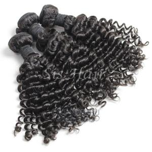 Ponytail 100% Human Hair Curls 3 Bundles. 10inches Bundle. | Hair Beauty for sale in Abuja (FCT) State, Apo District