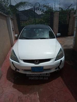 Honda Accord 2005 Automatic White | Cars for sale in Delta State, Ika South