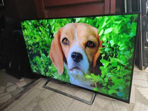"Bravia SONY 49"" Android 4K Hdr Flat Slim TV 2018model | TV & DVD Equipment for sale in Lagos State, Ojo"