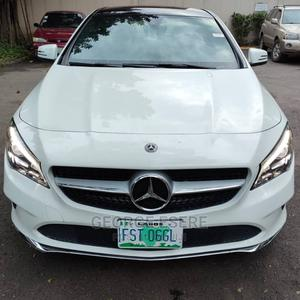 Mercedes-Benz CLA-Class 2019 White   Cars for sale in Lagos State, Lekki