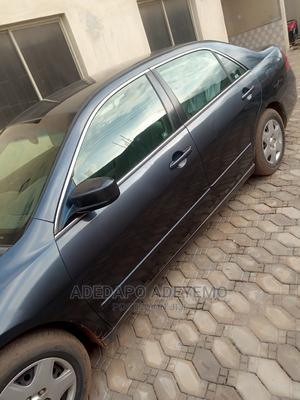 Honda Accord 2007 2.0 Comfort Gray | Cars for sale in Osun State, Ife