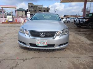 Lexus GS 2008 350 Silver   Cars for sale in Lagos State, Ifako-Ijaiye