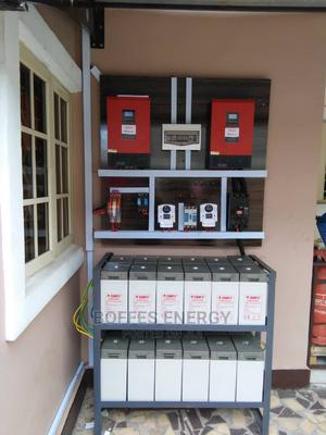 Solar Panel and Inverter Installation in Ibadan | Solar Energy for sale in Oyo State, Ibadan