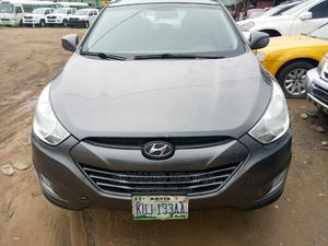 Hyundai Ix35 2013 Gray   Cars for sale in Rivers State, Port-Harcourt