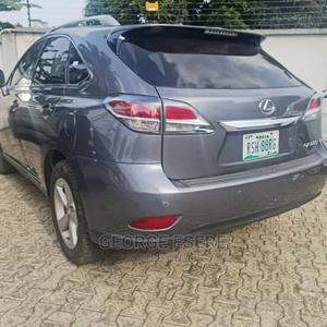 Lexus RX 2014 Gray   Cars for sale in Lagos State, Ikeja