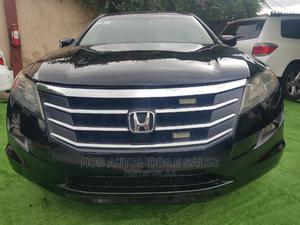 Honda Accord CrossTour 2010 EX-L AWD Black | Cars for sale in Lagos State, Ikeja