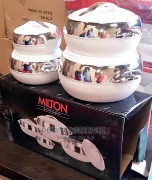 Milton Set of 4 Insulated Casserole Food Warmer, Food Flask | Kitchen & Dining for sale in Lagos State, Lagos Island (Eko)