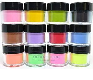 Set of 12 Colour Acrylic Powder | Makeup for sale in Lagos State, Alimosho