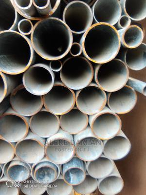 """21⁄2"""" Galvanized Steel Pipes   Building Materials for sale in Lagos State, Ipaja"""