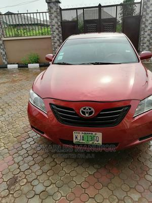Toyota Camry 2008 2.4 LE Red | Cars for sale in Lagos State, Yaba