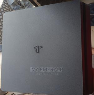 Ps4 Slim Console With Fifa21   Video Game Consoles for sale in Lagos State, Ikeja
