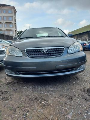 Toyota Corolla 2006 LE Gray | Cars for sale in Lagos State, Amuwo-Odofin