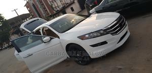 Honda Accord CrossTour 2010 White | Cars for sale in Lagos State, Victoria Island