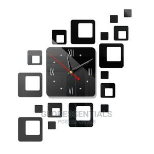 Acylic Wall Decor Clock   Home Accessories for sale in Lagos State, Ikeja