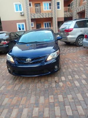 Toyota Corolla 2013 L 4-Speed Automatic Blue | Cars for sale in Anambra State, Awka