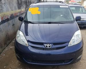 Toyota Sienna 2006 XLE AWD Blue | Cars for sale in Lagos State, Mushin