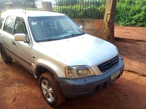 Honda CR-V 2000 2.0 Silver | Cars for sale in Edo State, Esan North East
