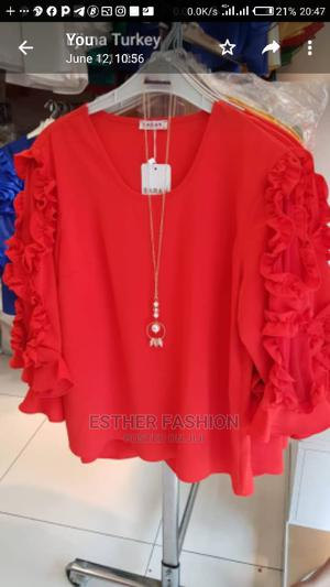 Fashion Ladies Quality Turkey Tops   Clothing for sale in Lagos State, Ikeja