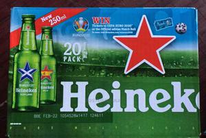 Heineken Imported Beer by 24 Bottles | Meals & Drinks for sale in Lagos State, Ikoyi