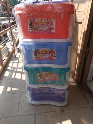 Angel Cabinet Baby Wardrobe Clothe Rack Big and Medium | Children's Furniture for sale in Lagos State, Oshodi
