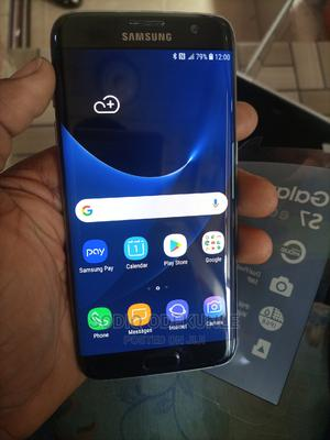 Samsung Galaxy S7 edge 32 GB Black   Mobile Phones for sale in Osun State, Ife