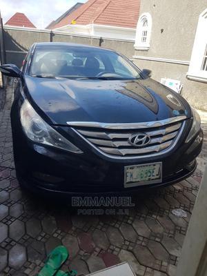 Hyundai Sonata 2013 Black | Cars for sale in Abuja (FCT) State, Gwarinpa