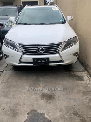 Lexus RX 2013 350 AWD White   Cars for sale in Lagos State, Surulere
