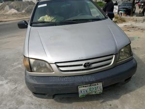 Toyota Sienna 2001 LE Gold | Cars for sale in Rivers State, Port-Harcourt