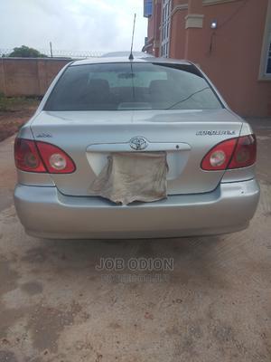 Toyota Corolla 2006 CE Silver | Cars for sale in Edo State, Benin City