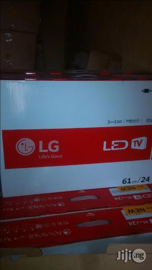 Black Friday Offer LG 22 Inch TV LED With USB and Hdmi | TV & DVD Equipment for sale in Lagos State, Ojo