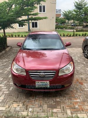 Hyundai Elantra 2008 Red | Cars for sale in Abuja (FCT) State, Central Business Dis