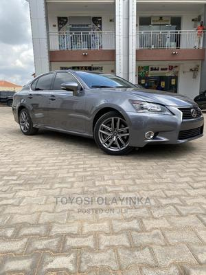 Lexus GS 2014 350 Gray | Cars for sale in Abuja (FCT) State, Durumi