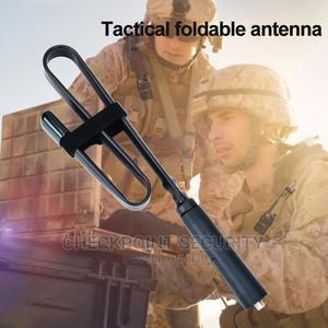 48cm Tactical Foldable Antenna for Walkie Talkie | Accessories & Supplies for Electronics for sale in Lagos State, Ikeja