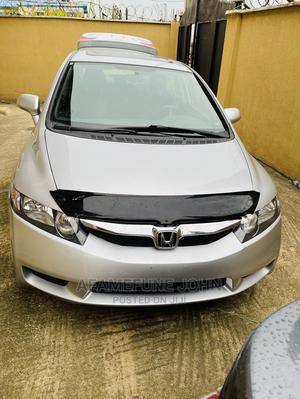 Honda Civic 2011 1.4 3 Door Automatic Gray | Cars for sale in Lagos State, Alimosho