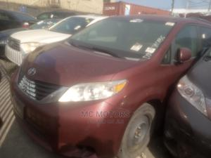 Toyota Sienna 2015 Red   Cars for sale in Lagos State, Apapa