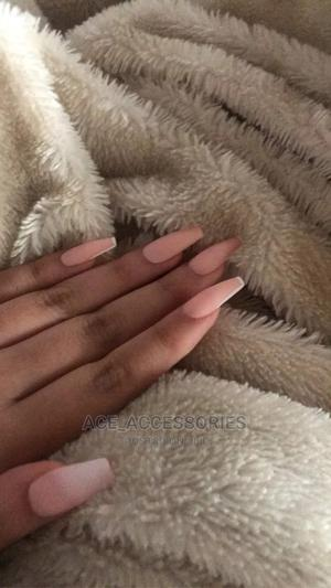Beautiful Design Press On Nails/Stick On Nails Fake Nails   Tools & Accessories for sale in Lagos State, Alimosho