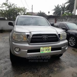 Toyota Tacoma 2006 Silver | Cars for sale in Rivers State, Port-Harcourt