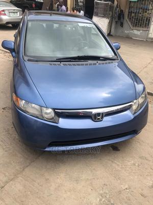 Honda Civic 2007 1.8i VTEC Blue | Cars for sale in Oyo State, Ibadan