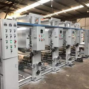 4colour Gravure Printing Machine.   Manufacturing Equipment for sale in Lagos State, Ikeja